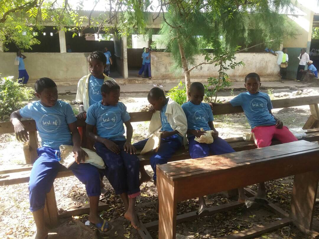 BOZ Tutoring Program Secondary School Students, Kijini